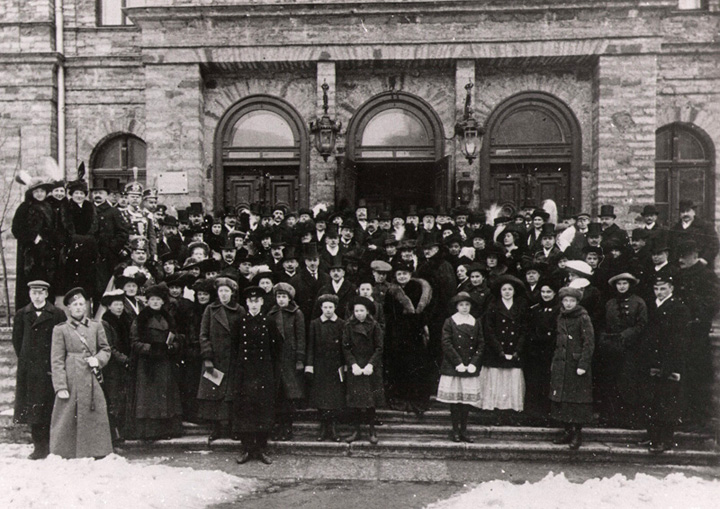 Familientag 1914